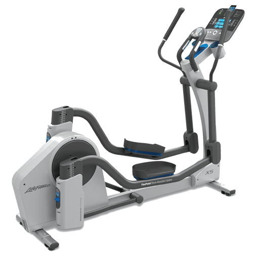 Life Fitness X8 Elliptical Cross Trainer With Track