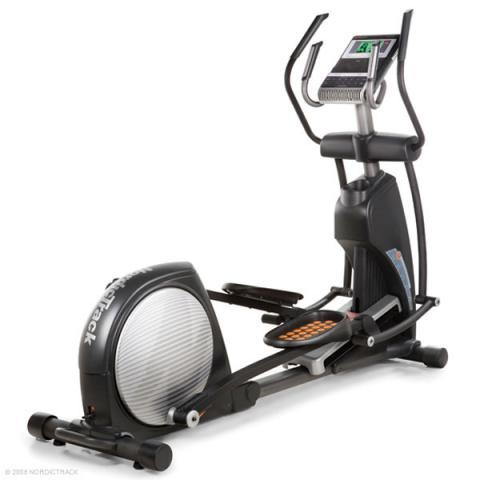 Nordictrack Audiostrider 990 Pro Elliptical Review 2016
