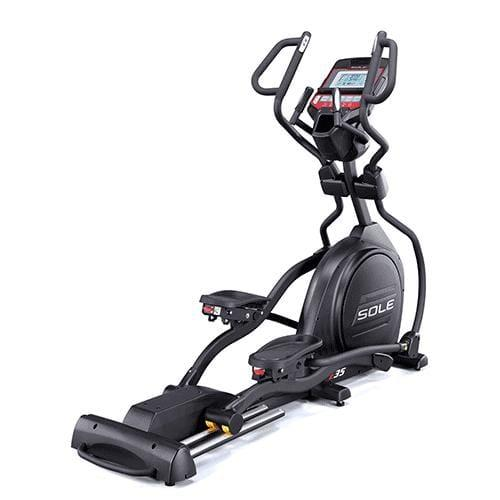 Horizon Elliptical Trainer Review: Sole E35 Elliptical Review 2018