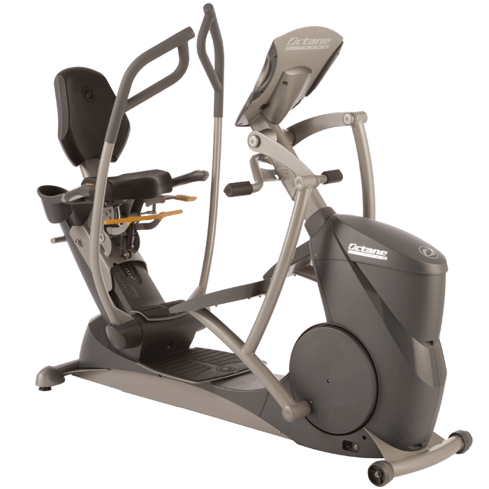 Octane XR6000 Elliptical on a transparent background