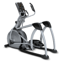 Vision S70 Elliptical with transparent background