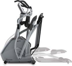 Vision XF40 Folding Elliptical retractable