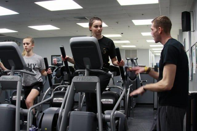 loss elliptical or for running weight