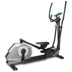 elliptical in black and gray color