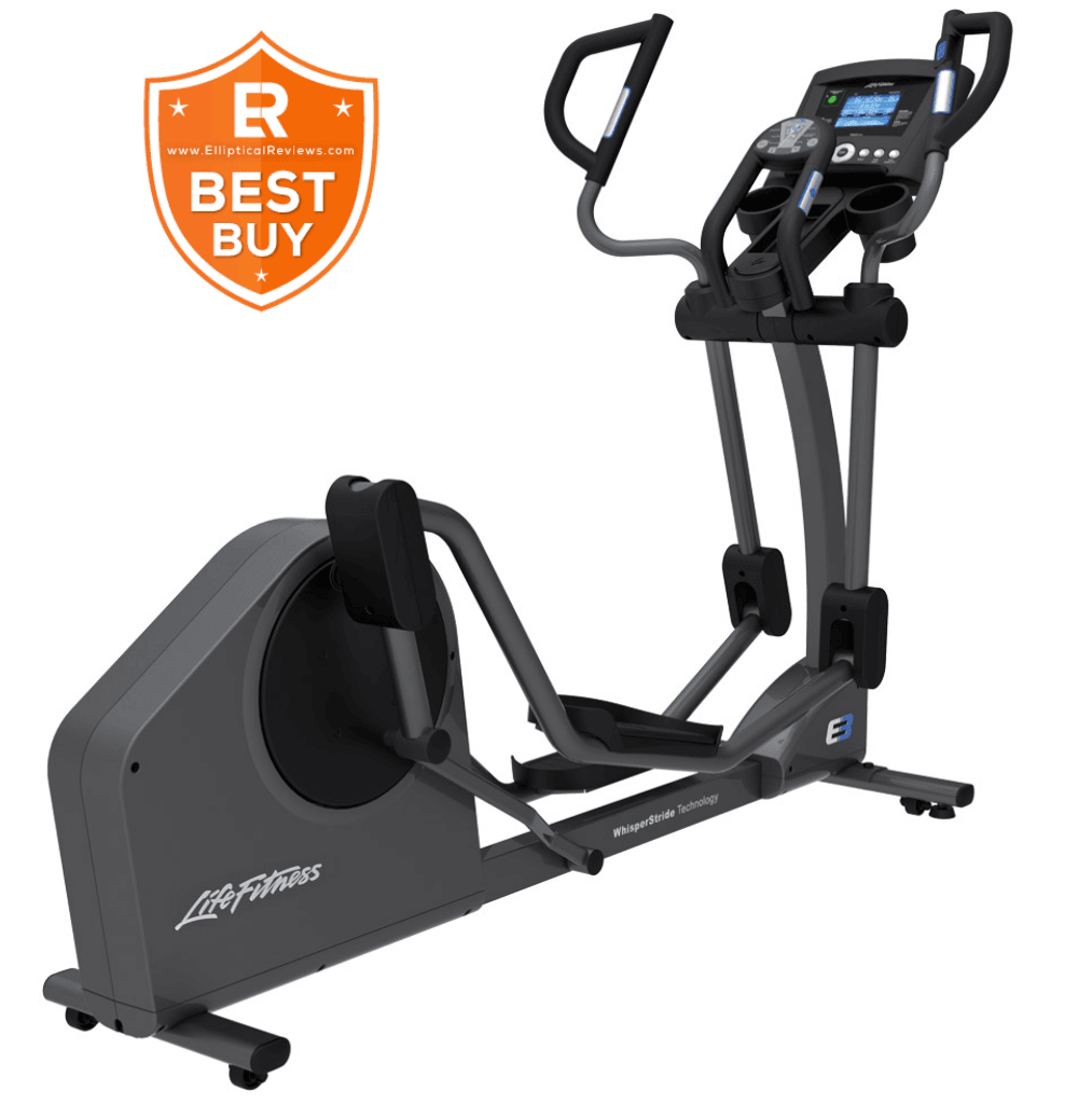 Spiksplinternieuw Life Fitness X3 Elliptical Cross-Trainer - EllipticalReviews.com XG-46