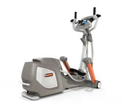 Octane Elliptical Machine in white background