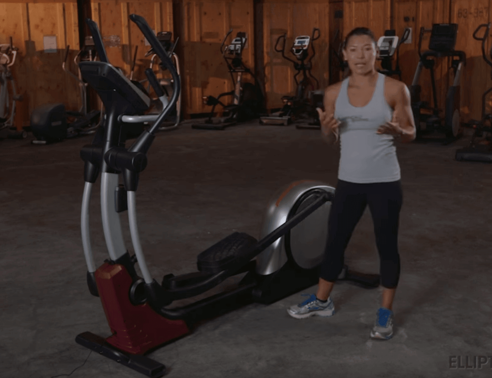 A Smooth Move Learn How To Use An Elliptical Machine