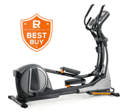 NordicTrack SpaceSaver SE9i Elliptical Trainer Machine