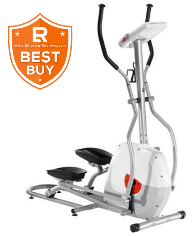 Schwinn A40 Elliptical Trainer Machine with best buy logo