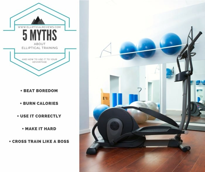 5 Myths About Elliptical Training