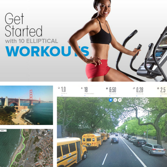 10 iFit Coach Elliptical Workout Program