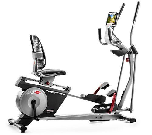 Proform Hybrid Trainer Xt Elliptical Review